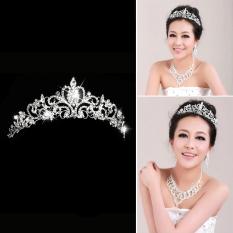 Rp 81.000. Eegantuxuriou Diaante Rhinsetone Crown Wedding Party Bride Gift NewIDR81000. Rp 81.000. Perhiasan Rhinestone ...
