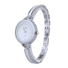Spesifikasi Putri Elegan Wanita Ladies Gelang Quartz Og Ol Wrist Watch Silver Oem