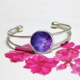 Promo Elegan Vintage Galaxy Nebula Ruang Bangle Gelang Dasar Charm Bracelet Fashion Perhiasan Hadiah Intl Oem