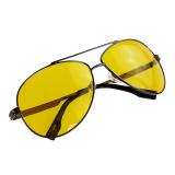Toko Elenxs Kuning Hd Lensa Kacamata Hitam Pria Kacamata Penglihatan Malam Mengemudi Kuning Terlengkap Indonesia