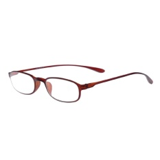 Elife Kekuatan 1.5 Fleksibel Light Nyaman Presbyopic Border Membaca Kacamata -Intl