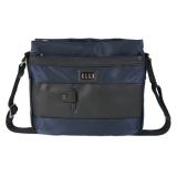 Elle Apollo Sling Bag 83400 08 Navy Blue Elle Murah Di Dki Jakarta