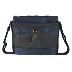Jual Elle Apollo Sling Bag 83400 08 Navy Blue Online