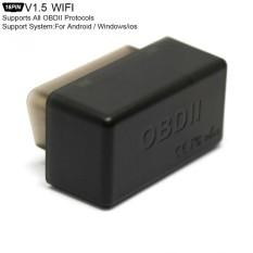 Elm327 Wifi V1 5 Nirkabel Super Mini Scanner Antarmuka Auto Antarmuka Pembaca Kode Diagnostik Alat Protokol Obdii Intl Oem Diskon 30