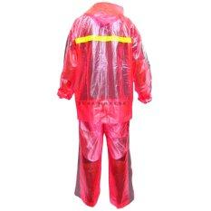 Elmondo Jas Hujan Genesis - Merah Muda