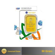 Emas 5 Gram Logam Mulia 9999 Sertifikat Antam Authorized Seller Source · Gold Emas 50 Gram