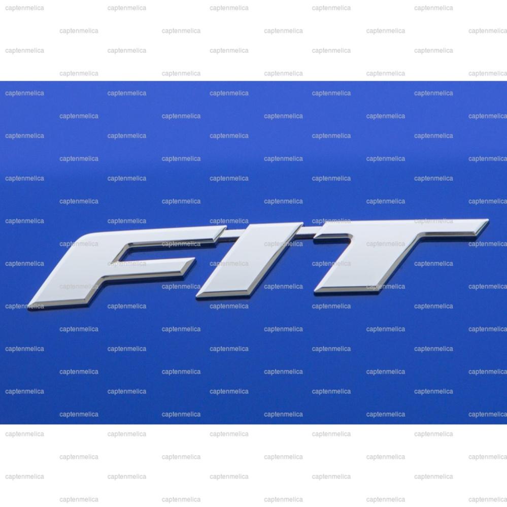 Emblem FIT FTT Logo Bodi Body Mobil Metal Sticker Stiker Tempel Toyota New Great Avanza Calya