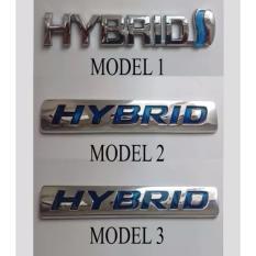 Emblem hybrid tempel Limited Edition