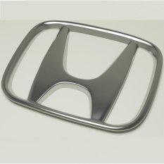 Miliki Segera Emblem Logo Belakang Honda Brio Satya Mobil Metal Sticker Stiker