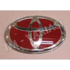 Emblem Logo Toyota Merah 13cm JDM ORI Premium ExclusiveIDR165000 Rp 165000