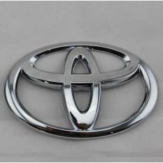 Emblem Logo Toyota Pengganti Depan Agya Mobil Metal Sticker Stiker