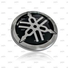 Aksesoris Motor  Emblem Logo Yamaha Original YGP Besar Motor Metal Sticker Stiker Aksesoris Motor NMAX N MAX Mio M3 AEROX  Fino Revo MX KING  X RIDE VIxion