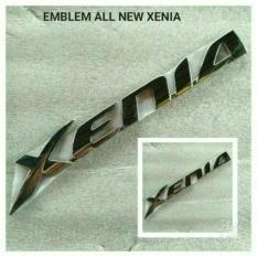 emblem original tulisan xenia