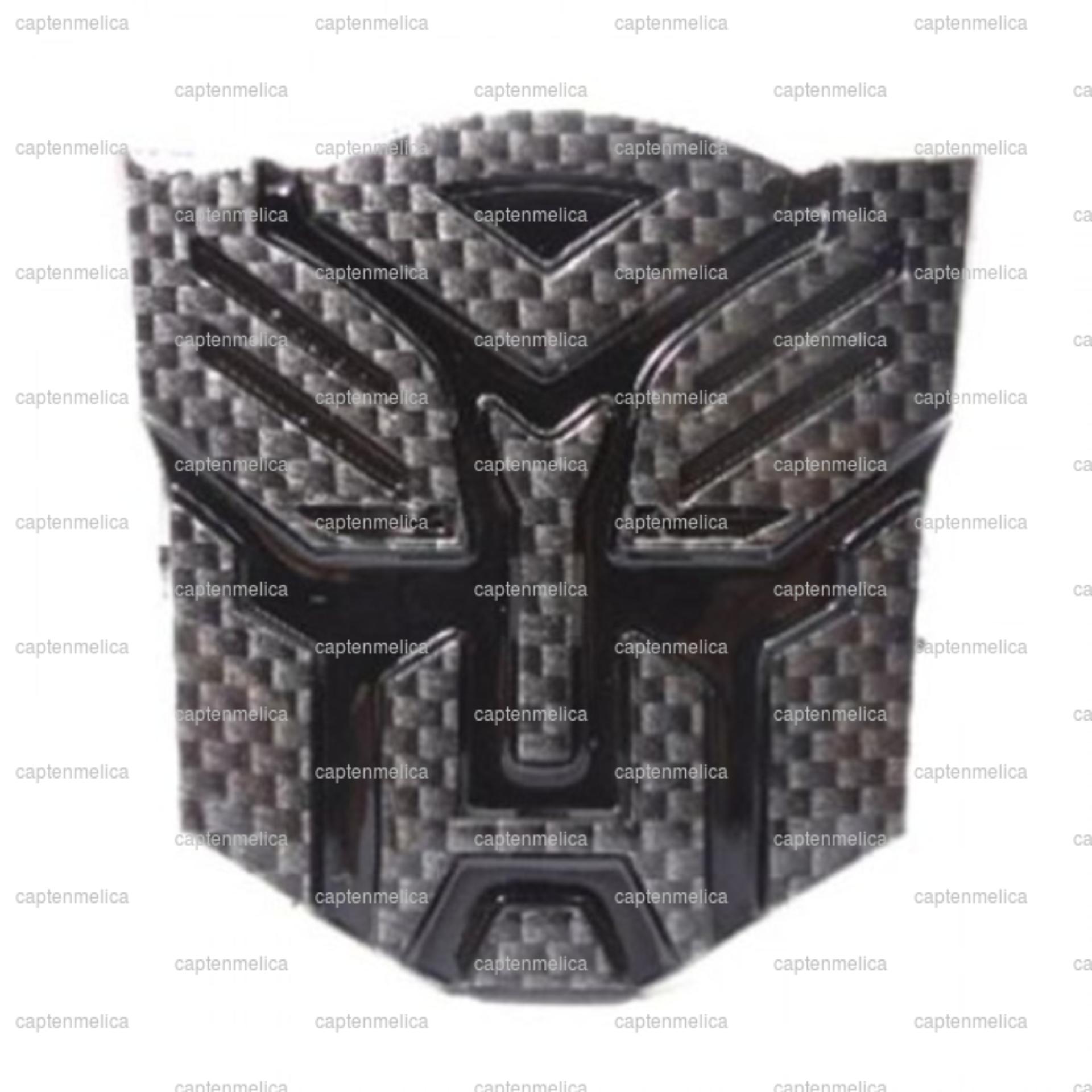 Beli Murah Harga Diskon Emblem Transformer Autobots Karbon Hitam Body Cover Sarung Mobil Avanza Xenia Logo Bodi Motor Metal Sticker Stiker Tempel Toyota New