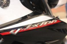 Jual Emblem V Ixion Vixion Original 3D Yamaha Genuine Parts Murah Di Indonesia