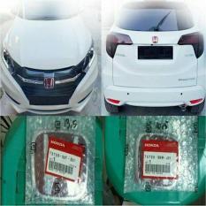 Emblem Logo Honda Merah Hrv Brv Crv Jazz Brio Mobilio Civic