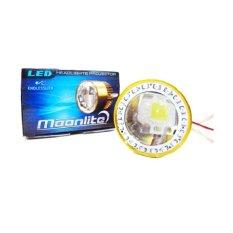 Spek Endlesslite Moonlite Lampu Depan Projector Led Dengan Angel Eyes Merah Indonesia