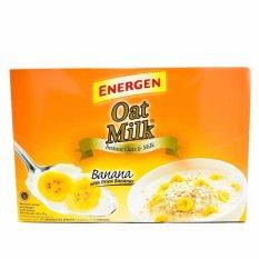 Harga Energen Oatmilk Mix Banana Box 24Gr Isi 20 Indonesia