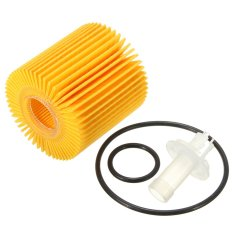 Engine Oil Filter + Gasket Cleaner Drain Plug untuk Toyota Scion 05-15 #04152-YZZA1-Intl