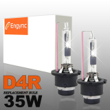Beli Engync D4R Oem Xenon Hid Headlight Bulbs Pack Of 2 Hi Low Oem White Color 5000K Intl Engync