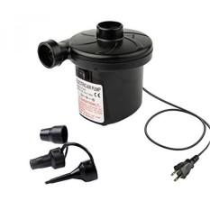 EnTeck Electric Air Pump Inflator Deflator, AC 110-120V PortableMini Air Compressor with 3 Nozzles for Car, Air Bed, InflatableP - intl
