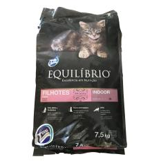 Jual Equilibrio Fillhotes Kittens Cat Food 7 5Kg