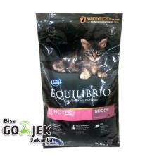Toko Equilibrio Makanan Kucing Equilibrio Kitten Kemasan 7Kg Online Di Indonesia