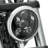 Jual Era 5 75 45 W Daymaker Proyektor Led Headlight Untuk Harley For Davidson Motorcycle Ori
