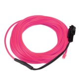 Beli Era 5M Colorful Flexible El Wire Tube Rope Neon Light Glow Car Party Decor Intl Di Tiongkok
