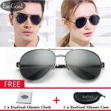 Diskon Esogoal Aviator Polarized Sunglasses For Mens Mirrored Sun Glasses Shades With Uv400 Esogoal Tiongkok