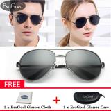 Penawaran Istimewa Esogoal Aviator Polarized Sunglasses For Mens Mirrored Sun Glasses Shades With Uv400 Terbaru