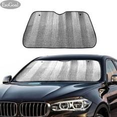Toko Esogoal Car Sunshade Solar Reflective Vehicle Cool Jumbo Sun Shades Block Uv Rays Front Car Sunshade Windshield With 2 Suction Suckers For Car Suv Trucks Vans Intl Terdekat