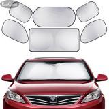 Harga Esogoal Full Car Sun Shade Lipat Perak Reflektif Jendela Mobil Sun Shade Visor Shield Cover Untuk Semua Jenis Mobil Suv Dan Truk Intl Yang Bagus