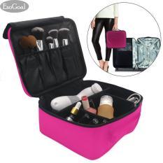 Esogoal Tas Organizer Toiletries Tas Kosmetik Travel Cosmetic Bag Multifungsi Kotak Tas Makeup Esogoal Diskon 40