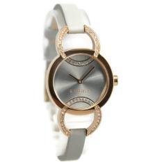 Harga Esprit Es109072001 Jam Tangan Wanitaleather Strap Putih Rosegold Lengkap