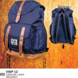 Review Everflow Backpack Tas Ransel Cordura Vwp 12 Navy Jawa Barat