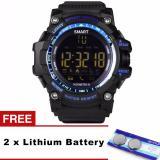 Beli Ex16 X Watch Bluetooth Jam Tangan Pintar Tahan Air Profesional Ip67 Podometer Kesehatan Kebugaran Tracker Olahraga Smartwatch Untuk Ponsel Intl Kredit Tiongkok