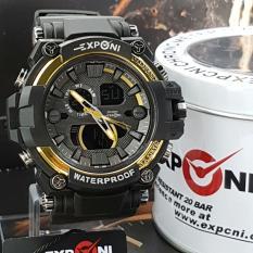 Expcni – EXP4420 – Jam Tangan Pria – Rubber StrapIDR185400. Rp 185.600