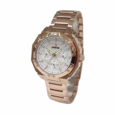 Expedition 6385Bfbrgsl Rose Gold Jam Tangan Wanita Expedition Diskon
