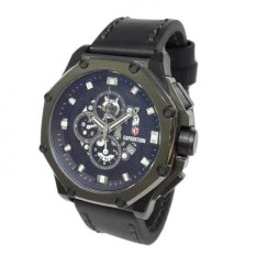Review Expedition 6686Mclepba Black Jam Tangan Pria Terbaru
