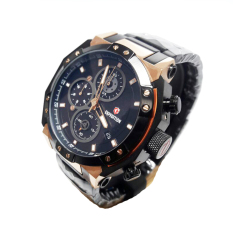 Expedition E 1 6385 Pw Jam Tangan Pria Stainless Stell Hitam Rose Gold Expedition Murah Di Indonesia