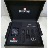 Jual Expedition Jam Tangan Pria Expedition E6381Lm Sapphire Chronograph Limited Edition Lengkap