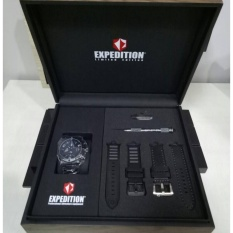 Expedition Jam Tangan Pria Expedition E6381LM Sapphire Chronograph Limited Edition