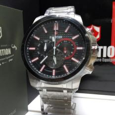 Perbandingan Harga Expedition Jam Tangan Pria Expedition E6654Mc Chronograph Silver Stainless Steel Dial Black Di Indonesia