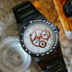 Expedition Sport White Dial Stainless Steel