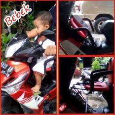 Expro Kursi Bonceng Motor BEBEK Anak - Merah