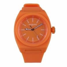 Jual Exsport Jam Tangan Analog Wanita 6 Yp11569A Orange Branded
