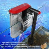 Spesifikasi Gantung Eksternal Aquarium Filter Mini Silent Indoor Ikan Tank Filter S Intl Yang Bagus