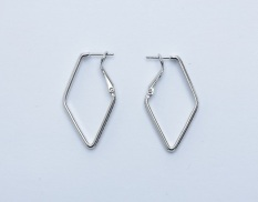 Eyo Jewelry Anting Wanita SE-6422-Silver