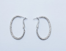 Eyo Jewelry Anting Wanita SE-6426-Silver